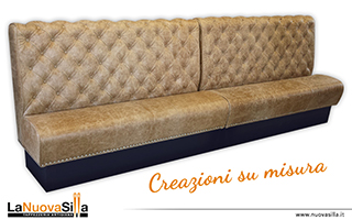Creazione divani su misura