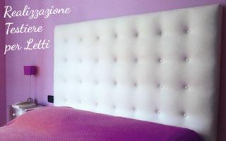 Ricostruzione della Testata di un letto matrimoniale