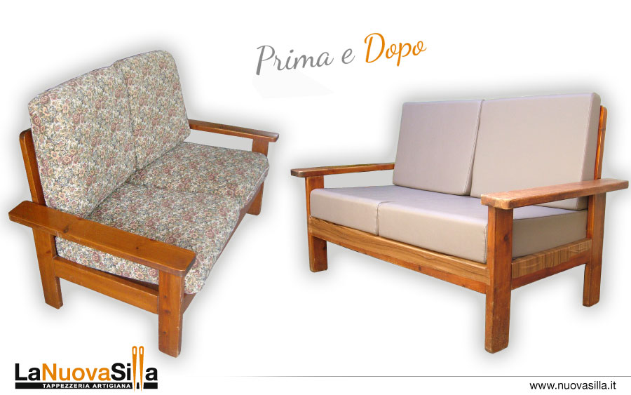 Cuscini divano esterno idee per il design della casa for Prezzi per rivestire un divano